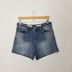 Pilcro and the Letterpress Hyphen Jean Shorts